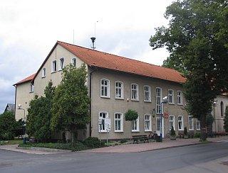 Budynek Urzędu Miejskiego w Zdzieszowicach